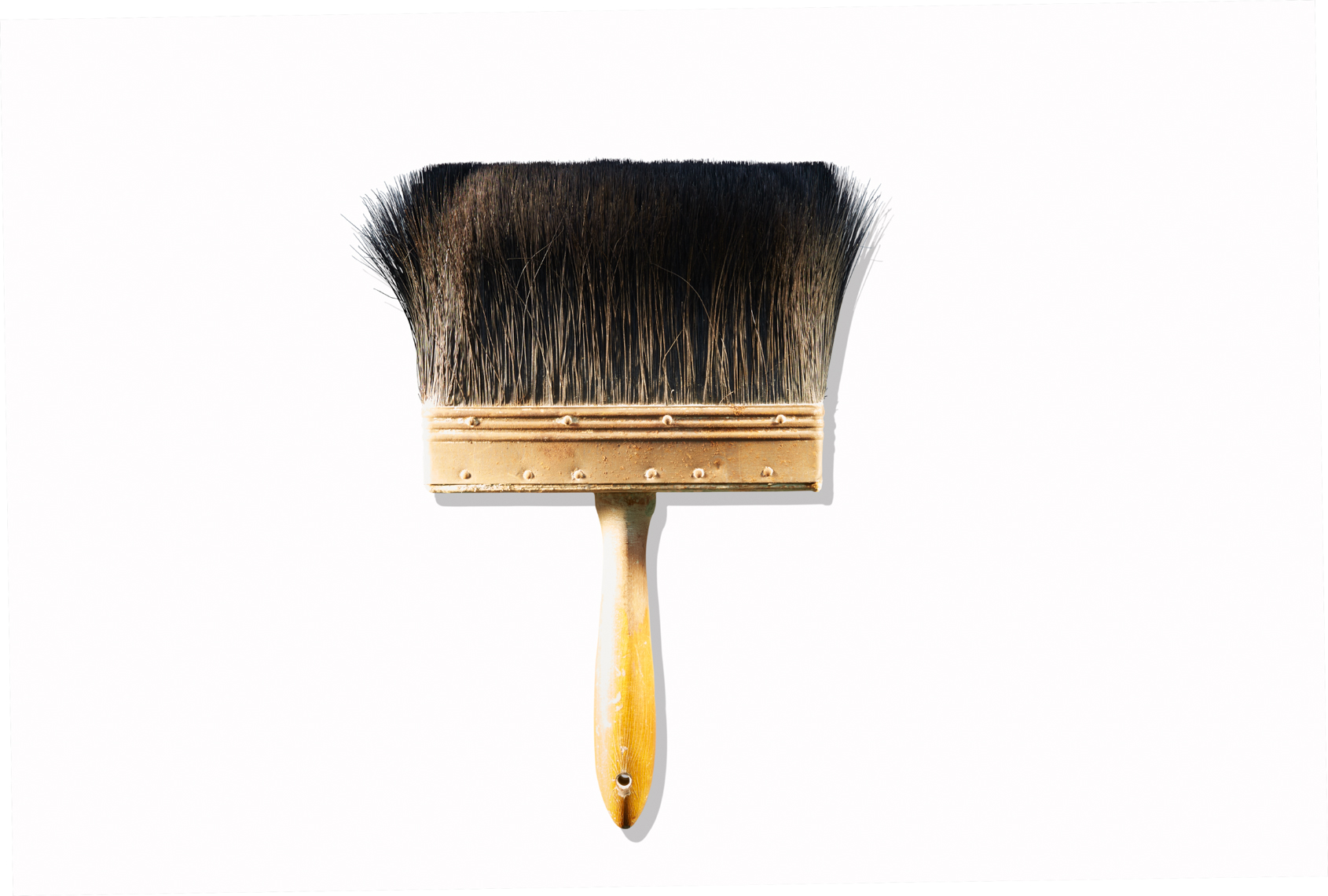 Large art  brush Philip Harvey Photography, San Francisco, California, still life, interiors, lifestyle and product photography San Francisco product photographer