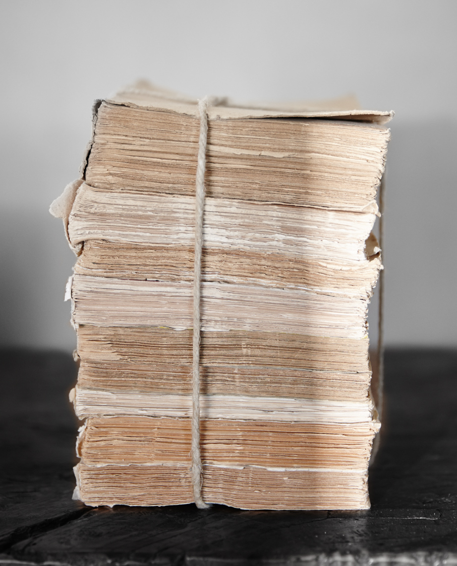 Naked book stack hilip Harvey Photography, San Francisco, California, still life, interiors, food, lifestyle and product photography San Francisco product photographer